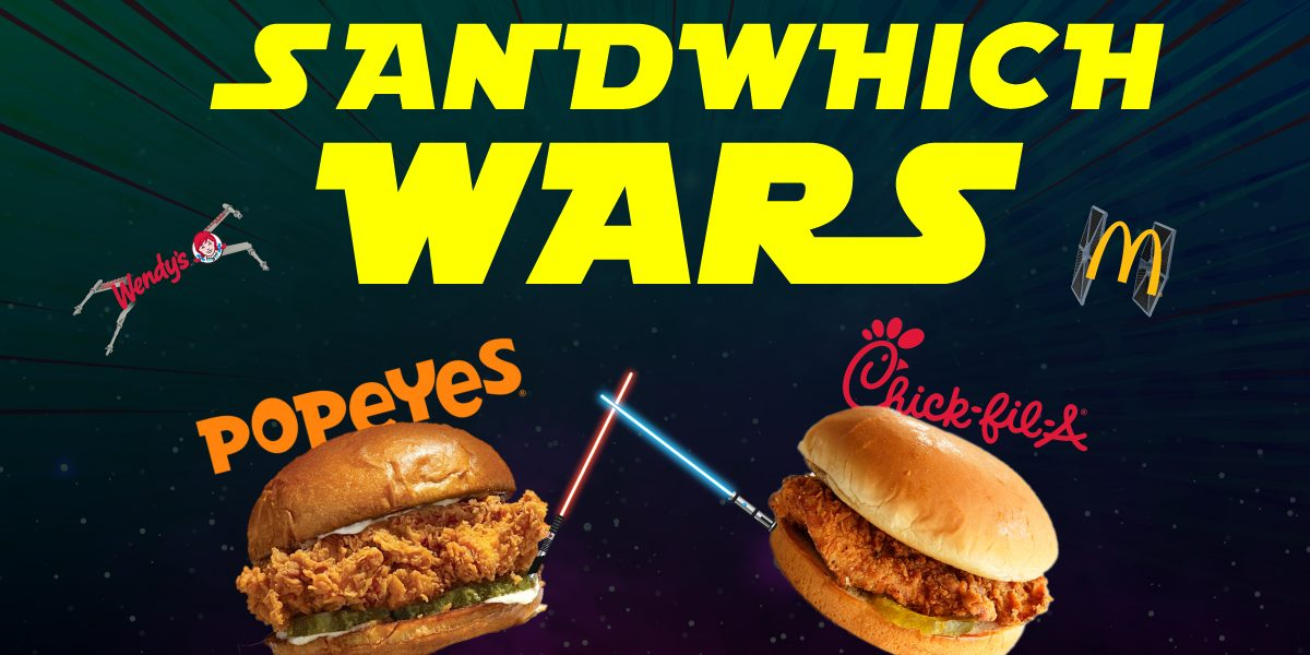A Mother Clucking Good Sandwich and a Marketing win?